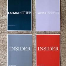 Insider–Publication Design