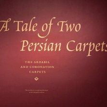 Persian Carpets–Exhibition Design