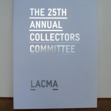 Collectors Committee–Publication Design
