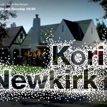Kori Newkirk–Poster Design