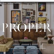 Properhotel.com